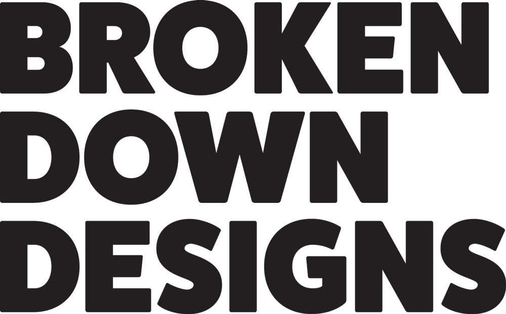 Broken Down Designs
